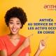 Engagements d'Anthea pour les actifs occupés